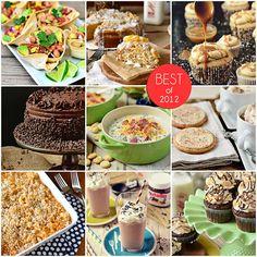 Favorite recipes at