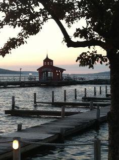 Seneca Lake, Watkins Glen, NY