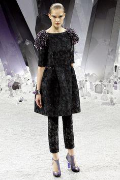 Chanel: RTW Fall 2012
