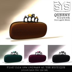 [sYs] QUEENY clutch | Flickr - Photo Sharing!