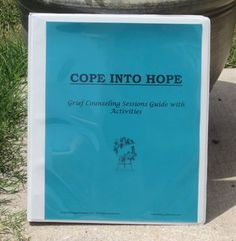 COPE INTO HOPE:  Grief Counseling Sessions Guide with Activities gives you a clear plan on how to help your student through the grief process.  With 4 sessions of gentle, soothing activities, your student will learn strategies for understanding the life-changing event they are experiencing and for moving forward with hope.  Read more at http://bilinguallearner.com/products#vJtLtwEgc3rv2doh.99