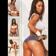 Re-pin if you think she is #Fit