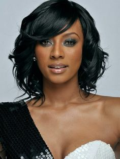 African-American Short Quick Weave Hairstyles