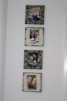... and the adventure continues: DIY Canvas Photo Frame