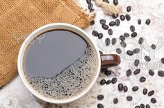 We drink coffee! We blog about sports in our coffee shop!