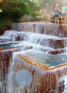 Ira Keller's Water Fountain, Downtown Portland, OR