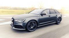 Audi Avant Matt Black