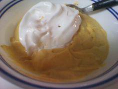 Pumpkin Mousse - 1 pp per serving