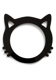 Cat Get Enough Bracelet $39.99