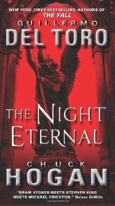"""The Night Eternal (The Strain Trilogy #3) Final Review:  """"Whilst reading this novel, it feels like you are apart of something bigger, joining the fight alongside these characters, but being able to see the story from all points of view. So, out of everyone, you are the angriest, you are the most emotionally-stricken person in this legend. You want [...] to do what has to be done in order to retain what it means to be human..."""" [click through to read the full review]"""
