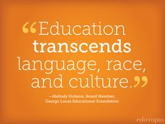 """Watch Mellody Hobson's TED Talk on being """"Color Brave."""""""