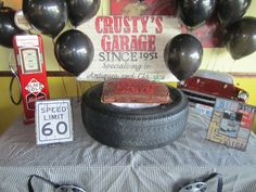 "Photo 7 of 8: Vintage Cars, 60th, Surprise / Birthday ""Dad's 60th Vintage Car Party"""