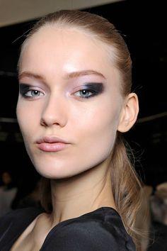 #smokey #eyes #love #art #makeup #face #supermodel #model #backstage