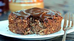 Reeses PB Cup Baked Oatmeal