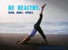 mind. body. spirit.