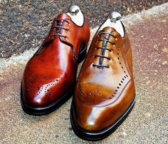 Bontoni, Le Marche – Fine Hand Made Italian Shoes