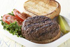 Seasonings make a basic burger better!