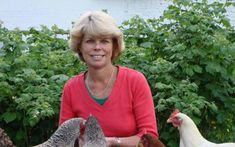 Hens in the garden  Hen-keeping: what to feed chickens, and how to protect your borders