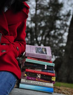 Fall Reading  #book