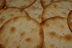 Galletitas de sémola - Recetas Caseras | Panadería en casa