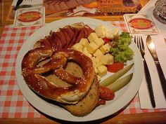Divine german food!