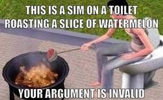 More Hilarious Sims - Imgur my sims, the sims humor, hilarious sims, sim stuff, sims stuff, funny sims