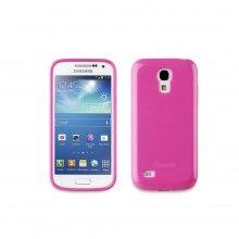 Funda Galaxy S4 Mini Muvit - Minigel Rosa  € 9,99