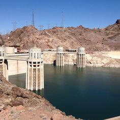 Hoover Dam, Las Vegas, Nevada