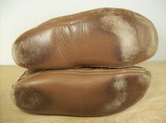 Vintage Handmade Leather Men's Indian Moccasin Boots