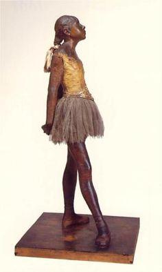 Little Dancer, Fourteen Year Old  - Edgar Degas