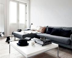 Copenhagen apartment.