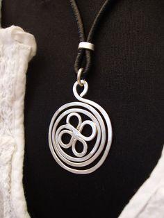 4 Leaf Clover pendant