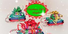Christmas Lolly Sleighs | Stay at Home Mum