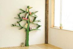 Tree Bookshelf from Designartist Shawn Soh $2800