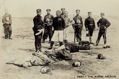 Aftermath of the Boxer Rebellion. boxer rebellion