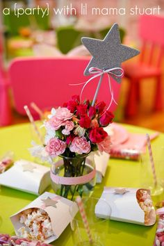 Pink Princess Ballerina Girl Ballet Dance Birthday Party Planning Idea