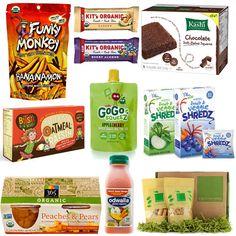 9 Healthy After school Snacks