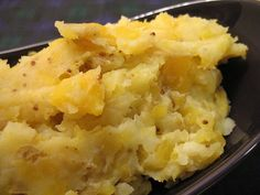 Neeps and tatties (mashed turnips & potatoes); Scotland