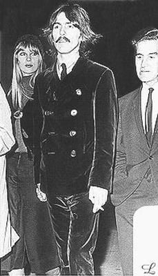 George, Pattie and Harold