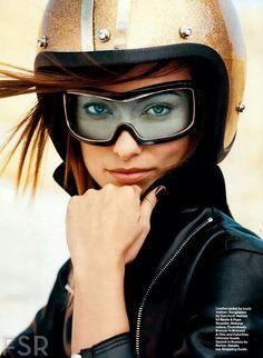 #moto #girl