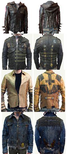 Post-apocalyptic coats