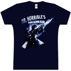 Dr. Horrible tshirt