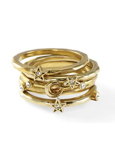 ZOIE STACKABLE RINGS