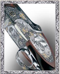 Beretta's fine shotguns