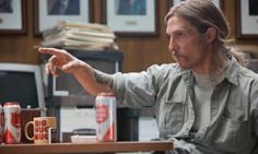 True Detective: Seeing Things. Michael McConaughey as Rust Cohle