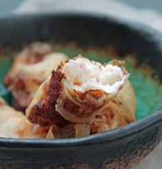 Crab Rangoons - Low Carb & Gluten Free