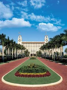 The Breakers Hotel in Palm Beach, Florida