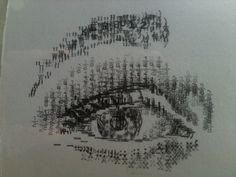 Keira Rathbone 'My Eye' by helen.yoyo, via Flickr