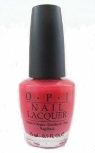 OPI Tropical Punch Nail Polish NLL22
