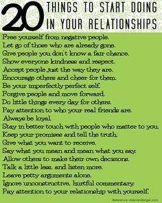 20 helpful hints.